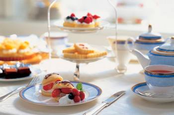 [英超問答]如何正確地進入英式下午茶的小世界?