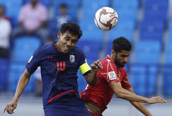 [體育資訊]官方:泰國隊內包括隊長當達在內四人因傷退出中國杯