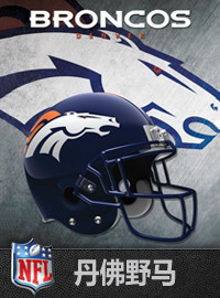 [NFL門票預訂] 2017-11-19 14:25 丹佛野馬 vs 辛辛那提猛虎