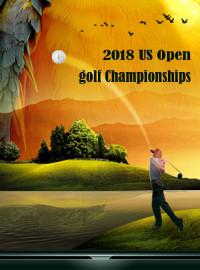 [高爾夫門票預訂] 2018年6月11日 - 13日 2018年美國高爾夫球公開賽(練習輪)