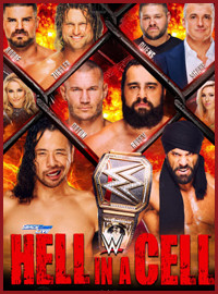 2018年WWE Hell In A Cell