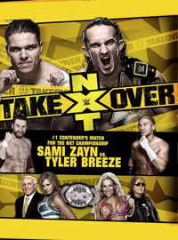 WWE NXT TakeOver