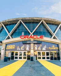 [NBA門票預訂] 2018-10-16 19:30 金州勇士 vs 俄克拉荷馬城雷霆