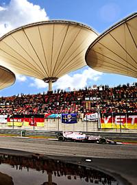 [F1賽車門票預訂] 2019-4-14 13:45 F1中國大獎賽(上海站)2019年