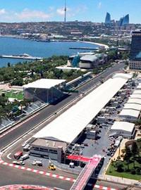 [賽車門票預訂] 2019-4-28 00:00 2019年阿塞拜疆F1