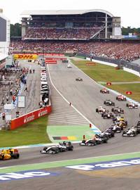 [賽車門票預訂] 2019-7-28 00:00 2019年德國F1