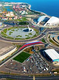 [賽車門票預訂] 2019-9-29 00:00 2019年俄羅斯F1