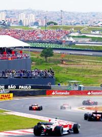 [賽車門票預訂] 2019-11-17 00:00 2019年巴西F1