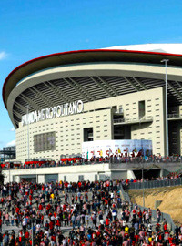 [西甲門票預訂] 2020-5-24 18:30 馬德里競技 vs 皇家社會