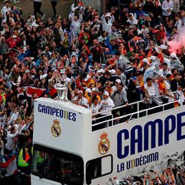 [西甲體育游]  【西甲】皇家馬德里主場:西班牙雙名城6天4晚觀賽團